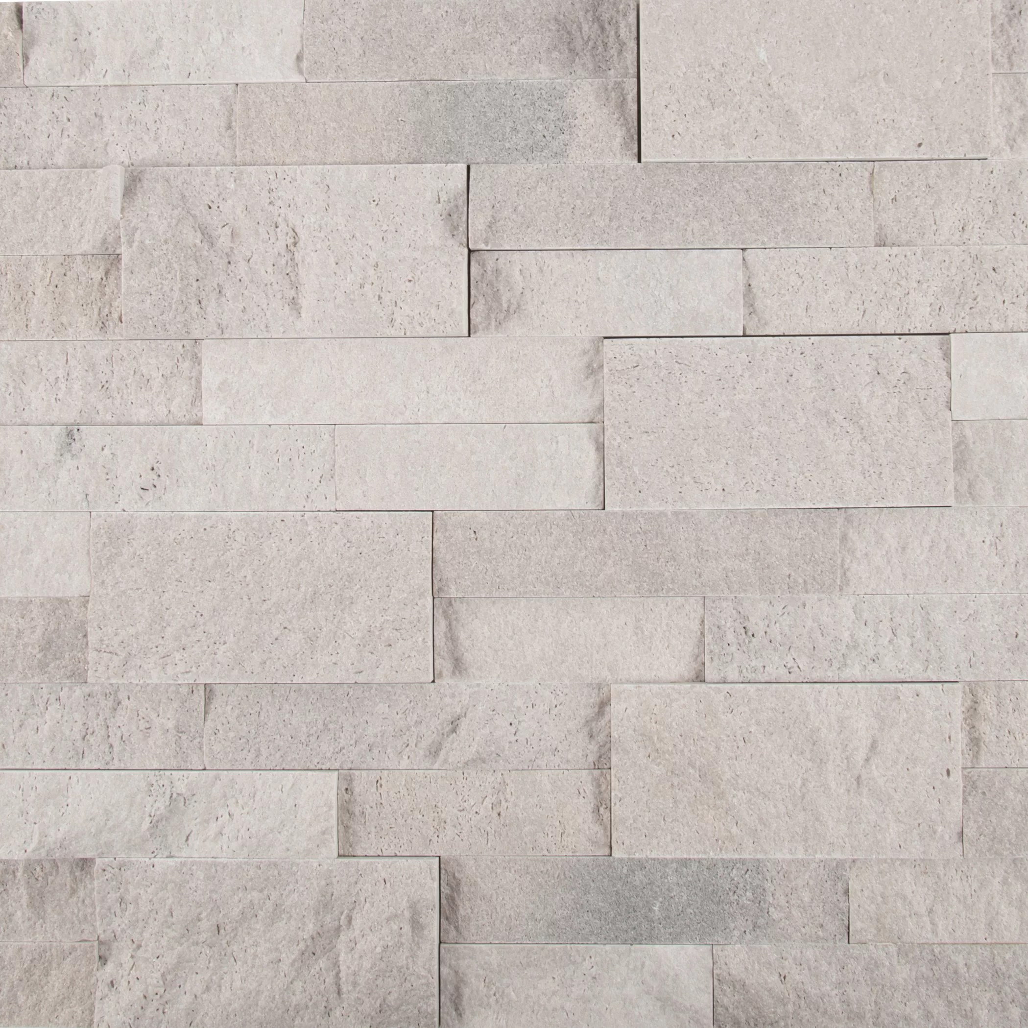 iceland 6 x 24 travertine stacked stone tile