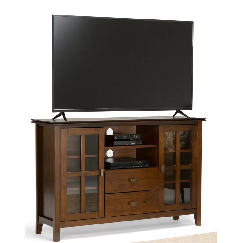 artisan tv stand for tvs up to 55