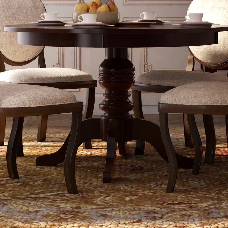 astoria grand freeport solid wood dining table reviews on solid wood dining table id=91977