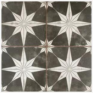 royalty galactic 18 x 18 ceramic vintage wall floor tile