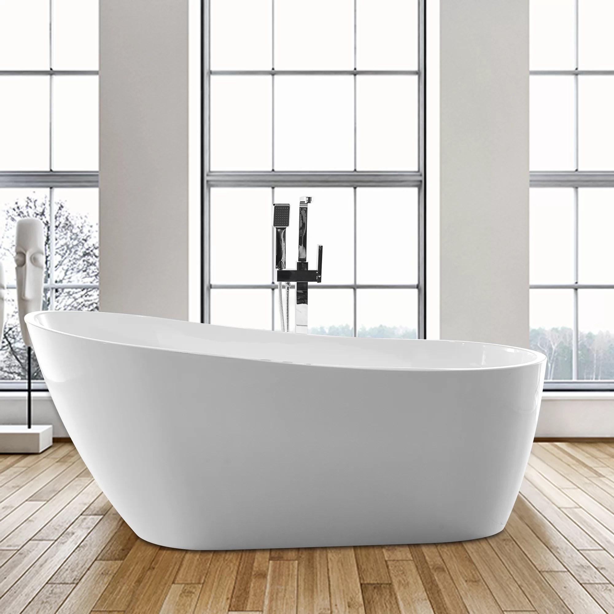Extended Black Friday Sale On Bathtubs Wayfair
