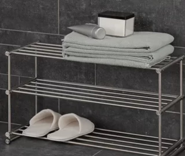 Floor Free Standing Towel Rack