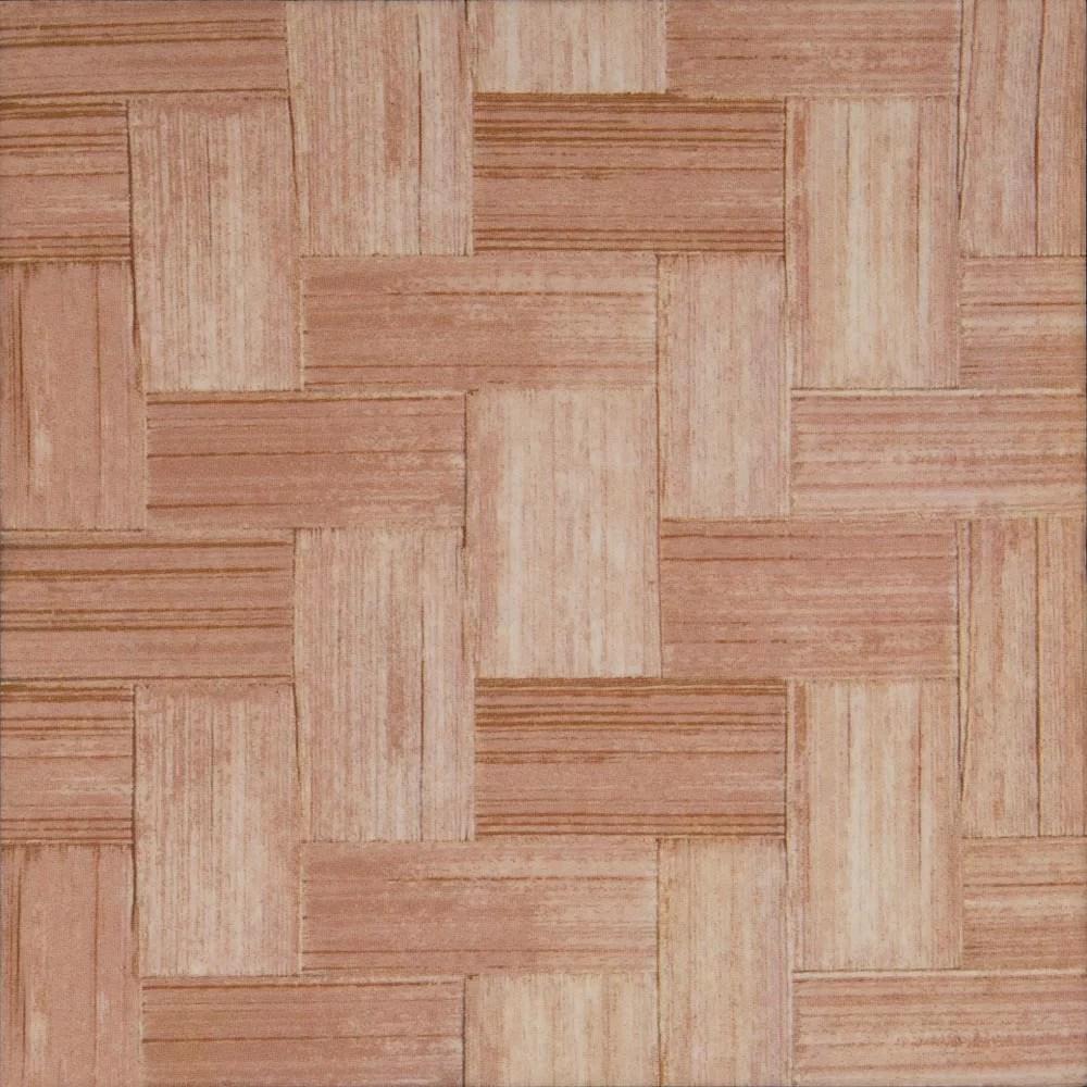 woven tatami 4 x 4 ceramic wood look tile