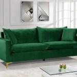 Green Velvet Sofas Couches You Ll Love In 2020 Wayfair