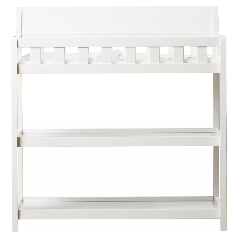 Wood Changing Table Dresser