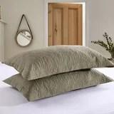 forest green pillow shams wayfair