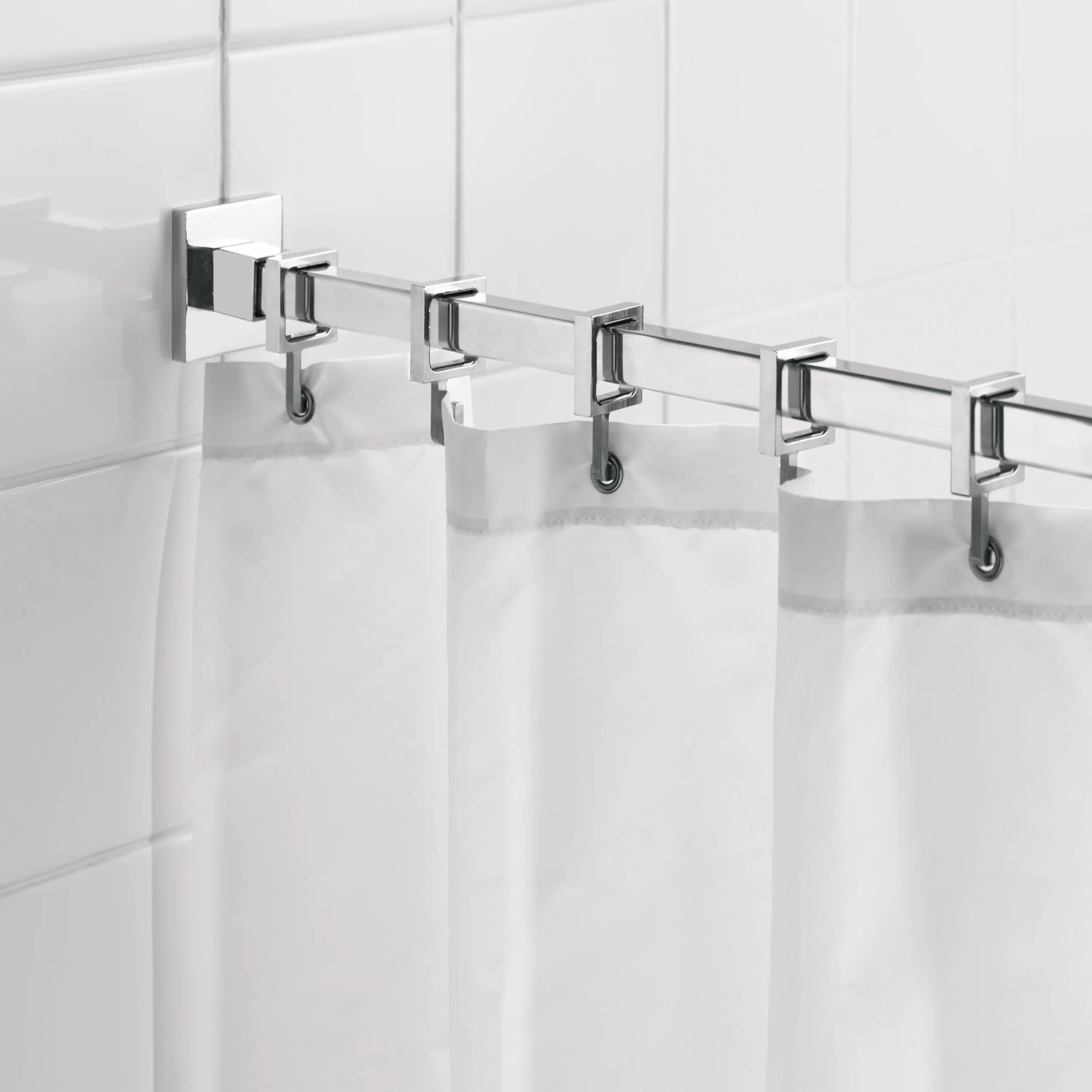 Croydex Luxury 98 25 Adjustable Straight Fixed Shower
