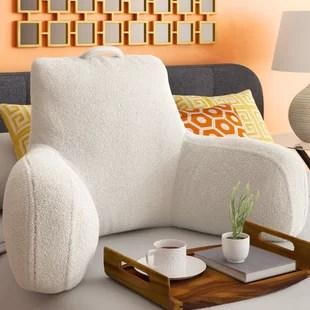 backrest pillows wayfair ca
