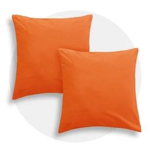 nicoletti square velvet pillow cover set of 2