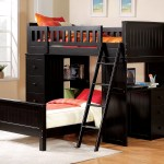 Harriet Bee Otha Twin L Shaped Bunk Bed With Drawers And Shelves Reviews
