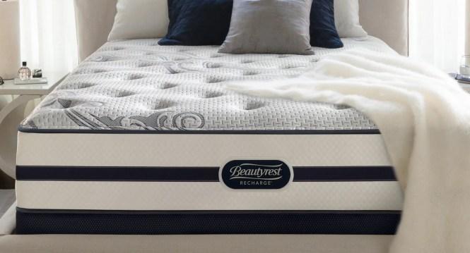 Beautyrest Recharge 12 Extra Firm Aircool Memory Foam Mattress