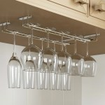 Rebrilliant Lizette Hanging Wine Glass Rack Reviews