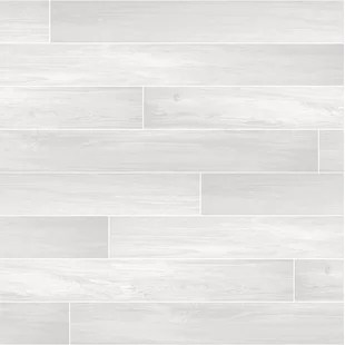 18 x 108 peel and stick vinyl wall paneling in light gray