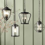 Farmhouse Rustic Outdoor Lighting Birch Lane