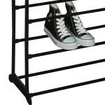 Sunbeam 10 Tier 50 Pair Shoe Rack Reviews