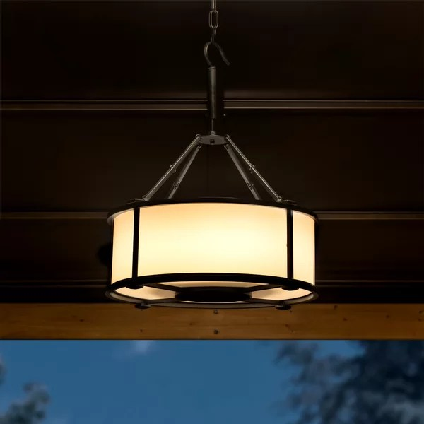 20 39 battery powered led outdoor hanging light