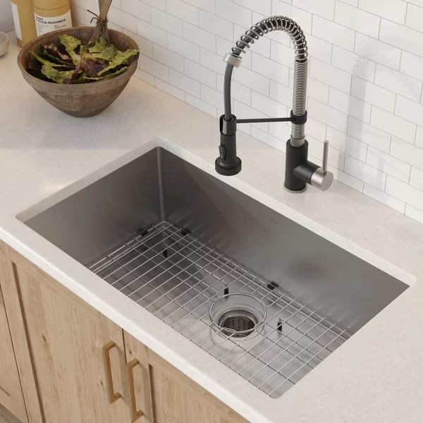 sink and faucet combo