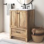 Rustic Bathroom Vanities You Ll Love In 2020 Wayfair