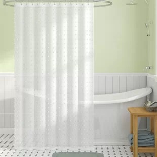 machine wash shower curtains joss main