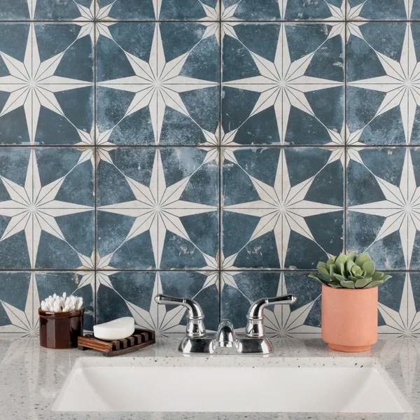 royal galactic tile blue