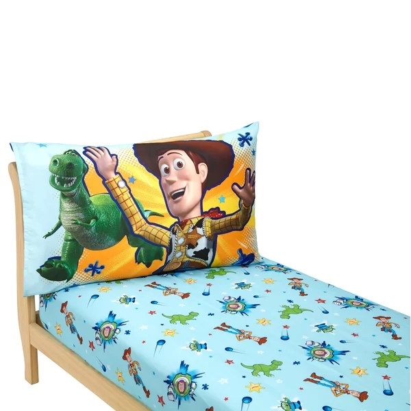 toy story toddler bedding