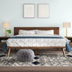 Mid Century Modern Beds You Ll Love In 2021 Wayfair