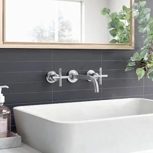 industrial bathroom sink faucets you ll