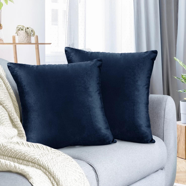 navy pillow cover throw pillows you ll