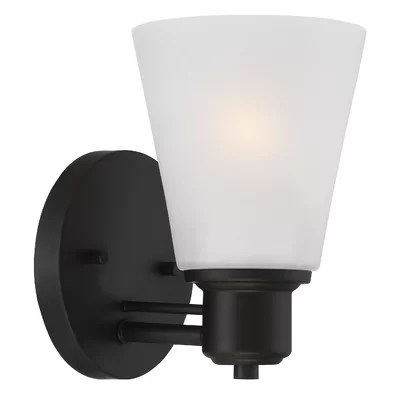Non Hard Wired Wall Sconce | Wayfair on Non Wired Wall Sconces id=70946