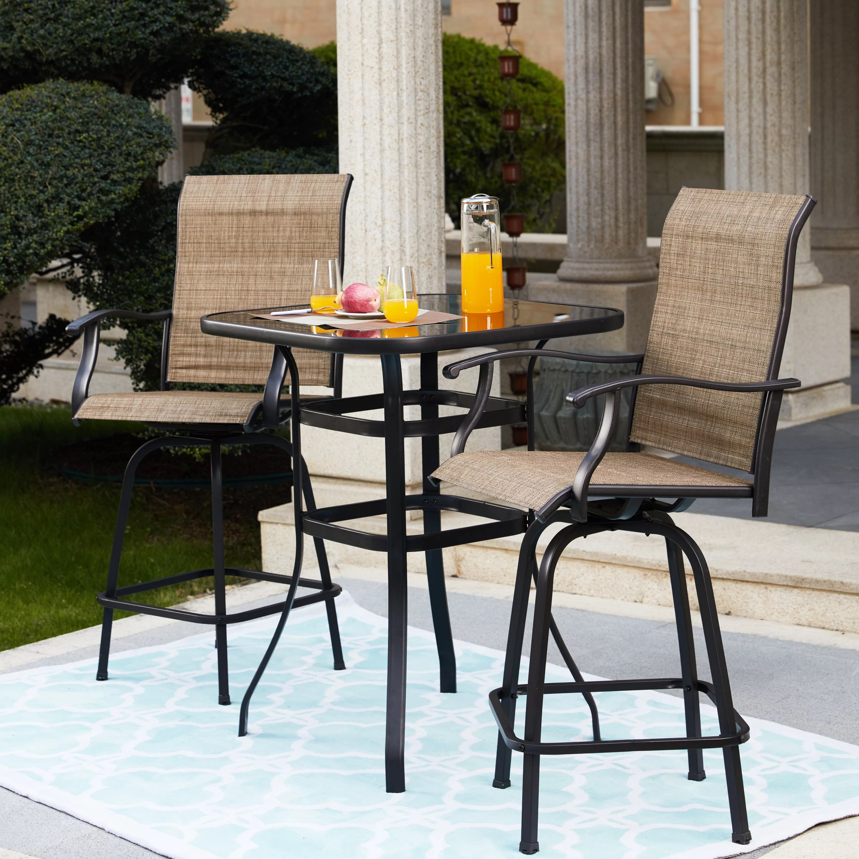 two person patio dining sets free