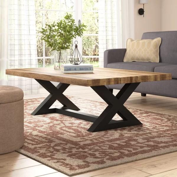 Laurel Foundry Modern Farmhouse Vivier Coffee Table Amp Reviews Wayfair