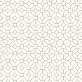 """Ami Gigi 33' x 20.5"""" Geometric Wallpaper Roll"""