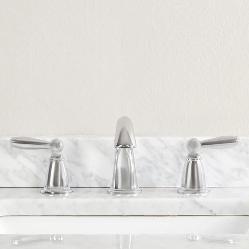 brantford widespread bathroom faucet