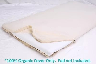 All In One Cotton Cradle Mattress Coverlet