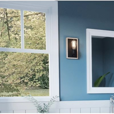 Non Electric Wall Sconces | Wayfair on Non Electric Wall Sconce Lights id=20534
