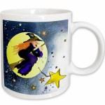 East Urban Home Halloween Witches Hat Coffee Mug Reviews Wayfair