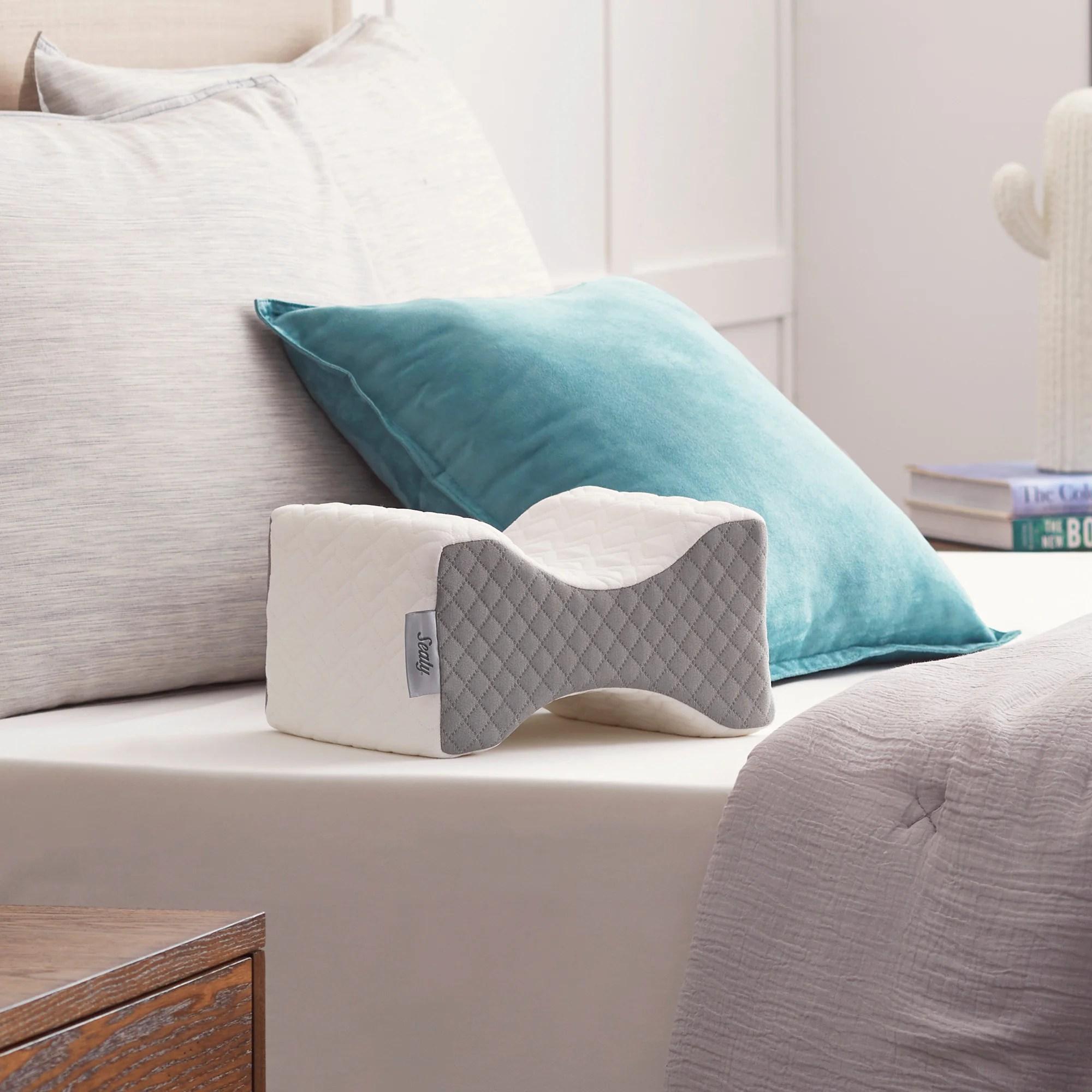 sealy memory foam knee pillow
