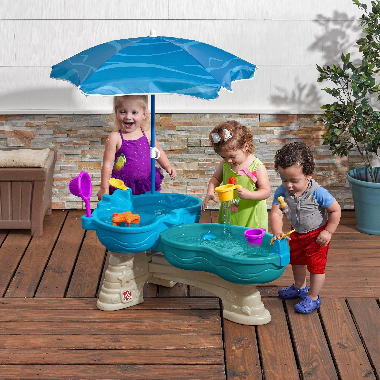 Step2 Spill And Splash Seaway Sand Water Table Reviews Wayfair Ca