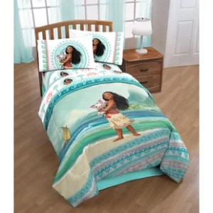 Moana   Wayfair Moana  The Wave  Twin Comforter