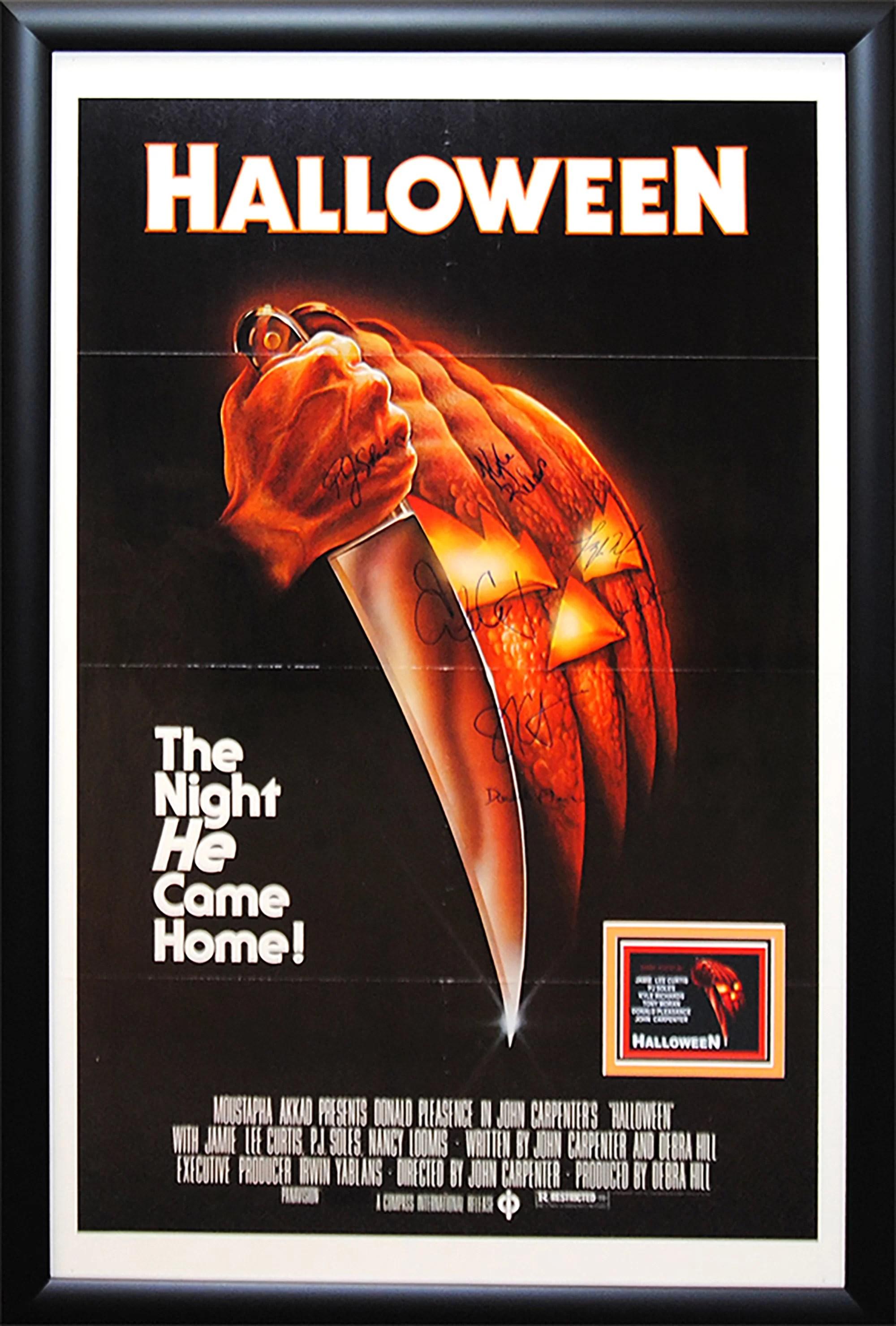 halloween classic horror movie premium