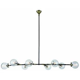 Roman 8-Light  LED  Chandelier