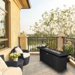 Sunbeam Aluminum Propane Natural Gas Fire Pit Table Reviews