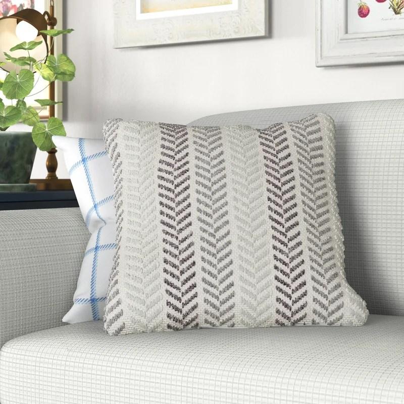 mcpherson square cotton pillow cover insert