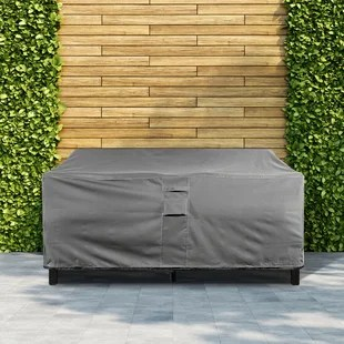 weatherproof protector breathable patio sofa cover