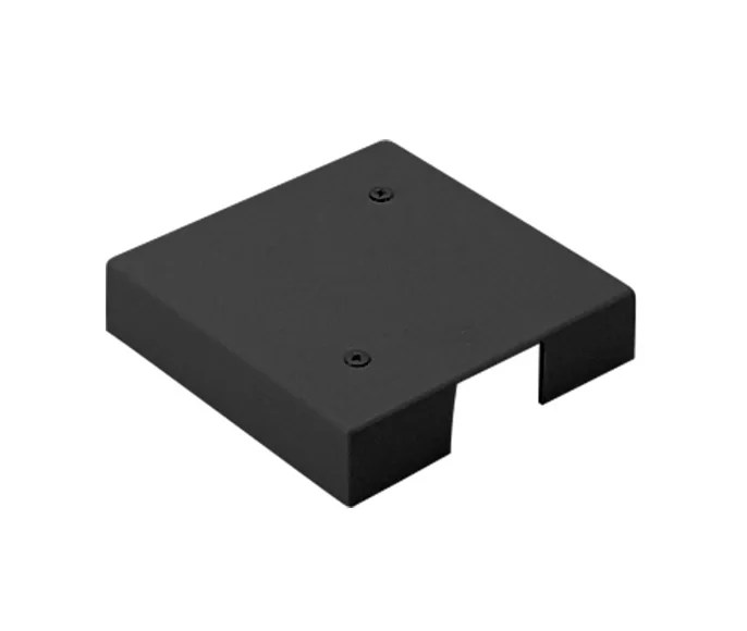 j series track lighting system canopy box cover