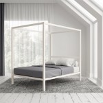 Metal White Beds Bed Frames You Ll Love In 2020 Wayfair