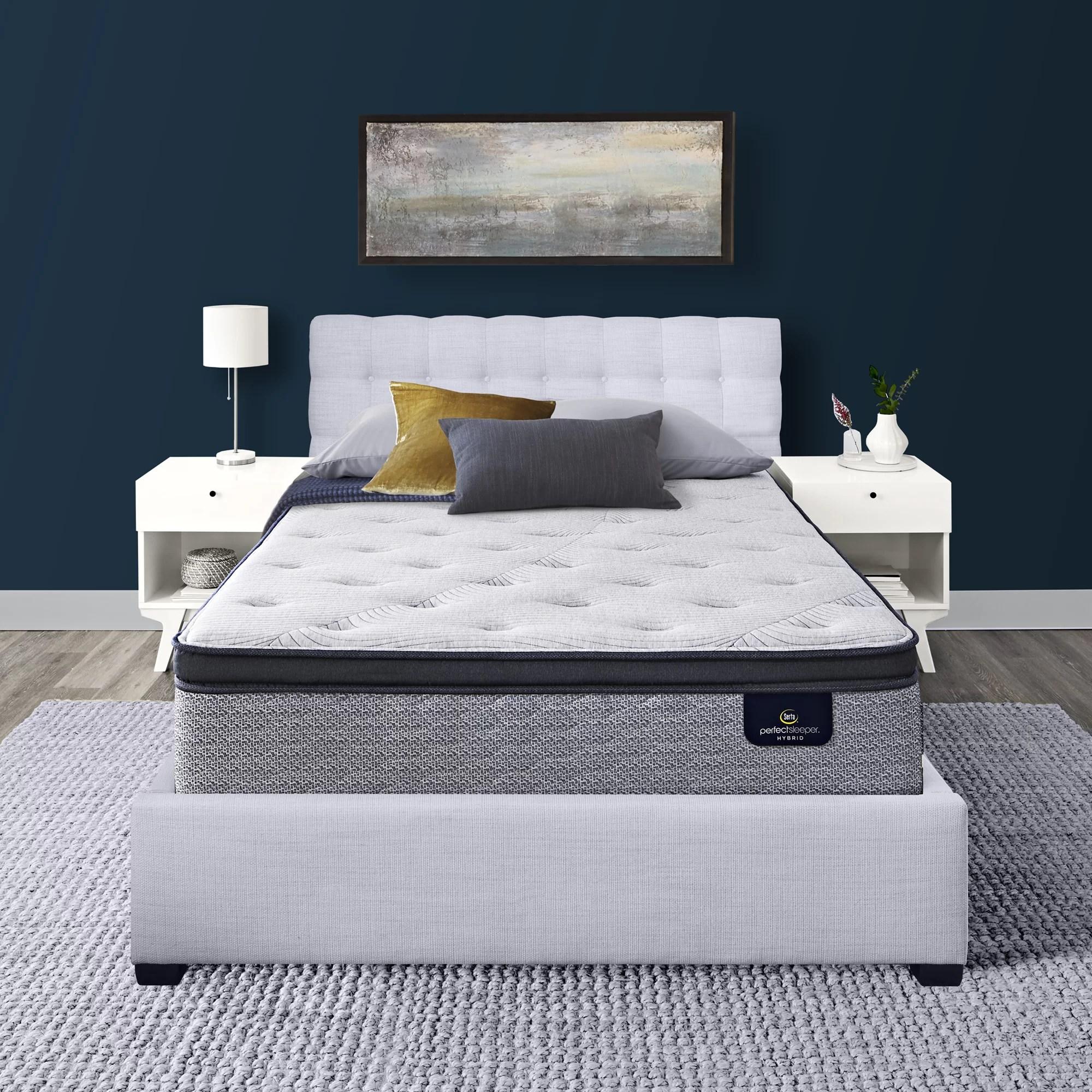 serta perfect sleeper 15 standale ii firm pillow top mattress