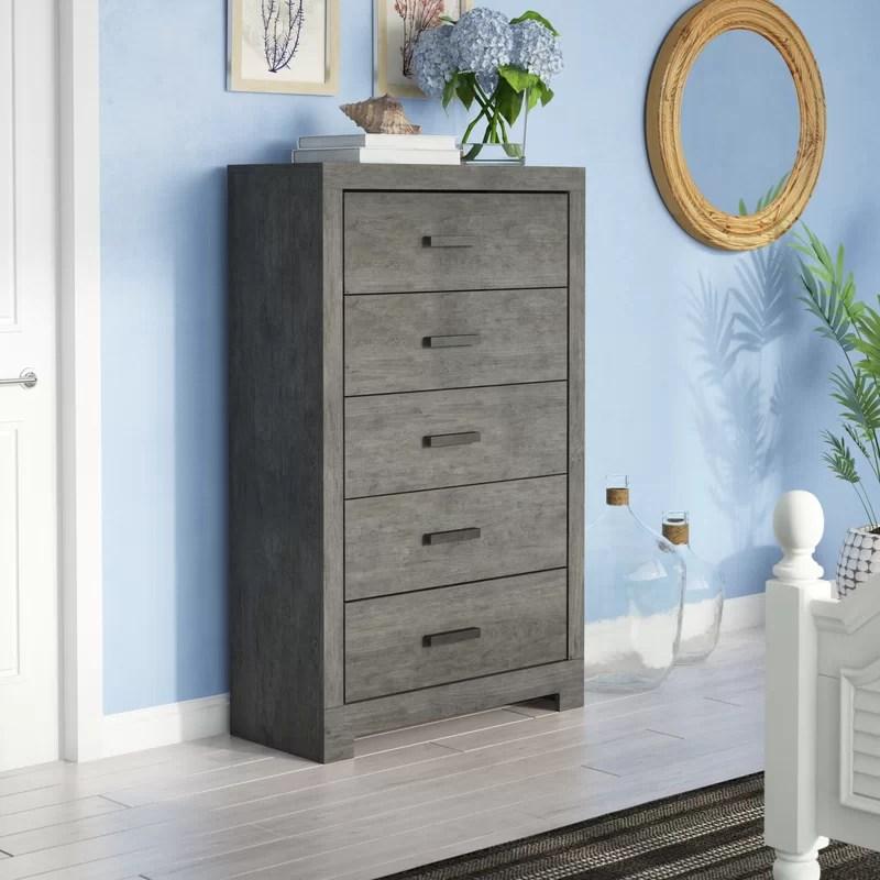 rosen 5 drawer chest