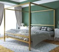 Canopy Gold Beds You Ll Love In 2020