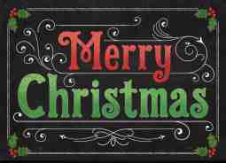 The Holiday Aisle Merry Christmas Kitchen Mat Reviews